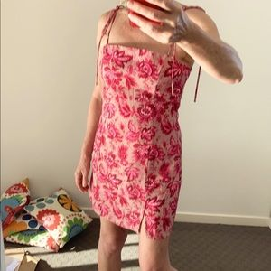 Summer floral dress by MY GIRL size 8